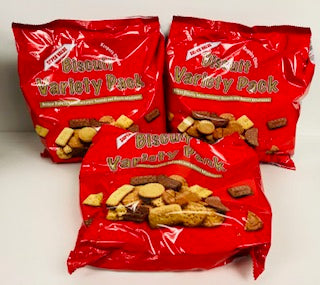 Keepers Choice Red Bag Variety Biscuit Selection 20 x 500g