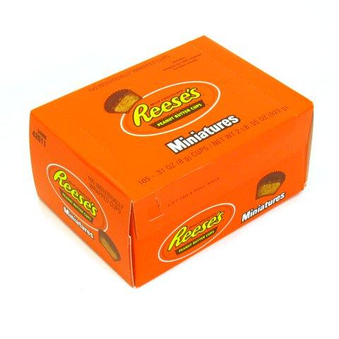 Reeses Mini Cups 105 x 8g
