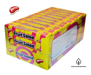 Barratt Fruit Salad Stick Packs 40 x 36g