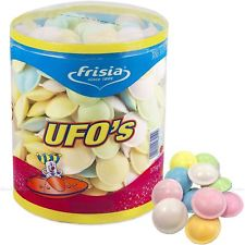 Flying Saucers Tub 300pk