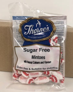 Thornes Sugar Free Mintoes Pre-Packs 12 x 100g