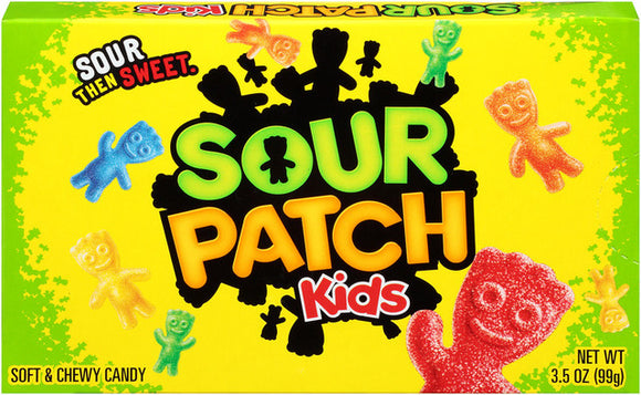 Sour Patch Original Theater Boxes 12 x 99g