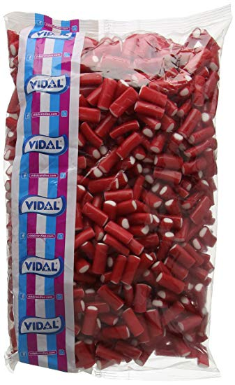 Vidal Mini Strawberry Pencils 3kg