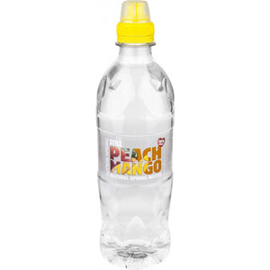 Sutton Spring Peach Flavoured Water Sports Cap  12 x 500ml
