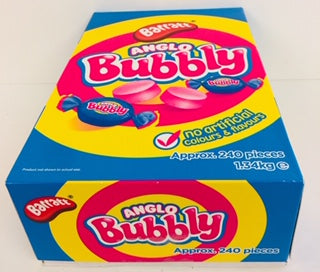 Barratt Anglo Bubbly 240 Count Box 1 x 240pk