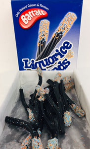 Barratt Liquorice Wands Box 1 x 75pk