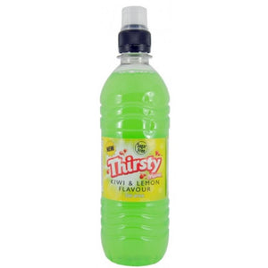 Thirsty Kiwi Sports Cap Sugar Free 12 x 500ml