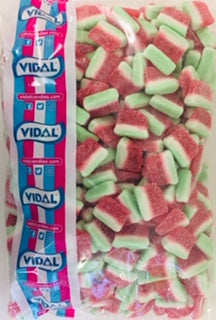 Vidal Watermelon Slices 3kg Bag