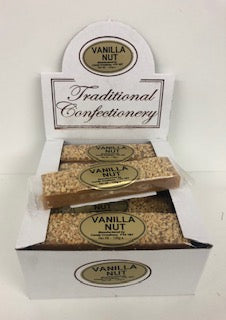 Stanton Vanilla Nut Fudge Bar 16 x 130g