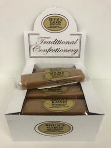 Stanton Rhum & Raisin Fudge Bar 16 x 130g