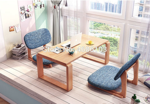 Japanese  Tatami Chair and Table