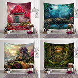 Picturesque Landscape Tapestries