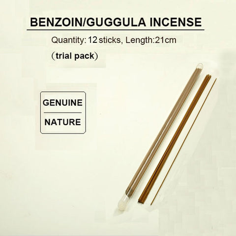 Benzoin Incense Sticks