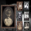 3D Ghost Picture Frame Halloween Decoration