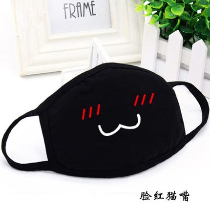 Halloween Party Mask Dustproof Mouth Face Mask