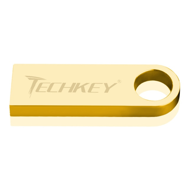 new TECHKEY usb flash drive 64GB 32GB 16GB 8GB 4GB