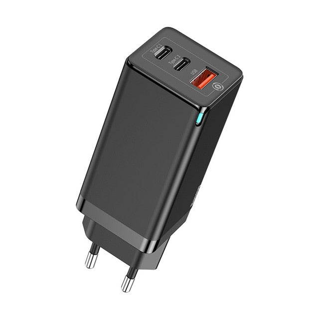 Baseus GaN 65W High Power PD 3.0 Fast Charger