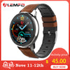 LEMFO ELF2 PPG + ECG Smart Watch 1.3 Inch