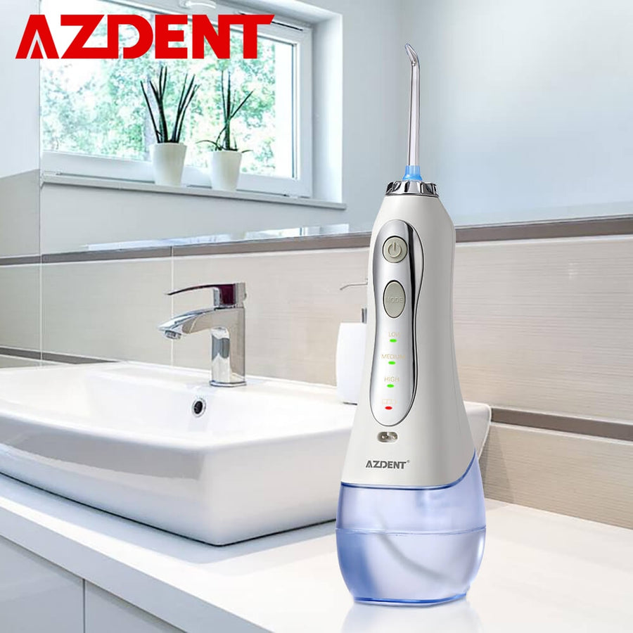 New 3 Modes Cordless Oral Irrigator Portable