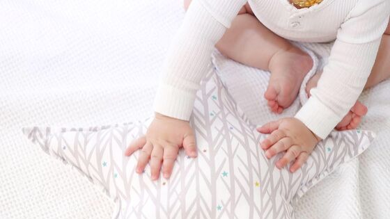 Why Exposing Your Baby To Different Textures Is Fundamental For Their Early Development