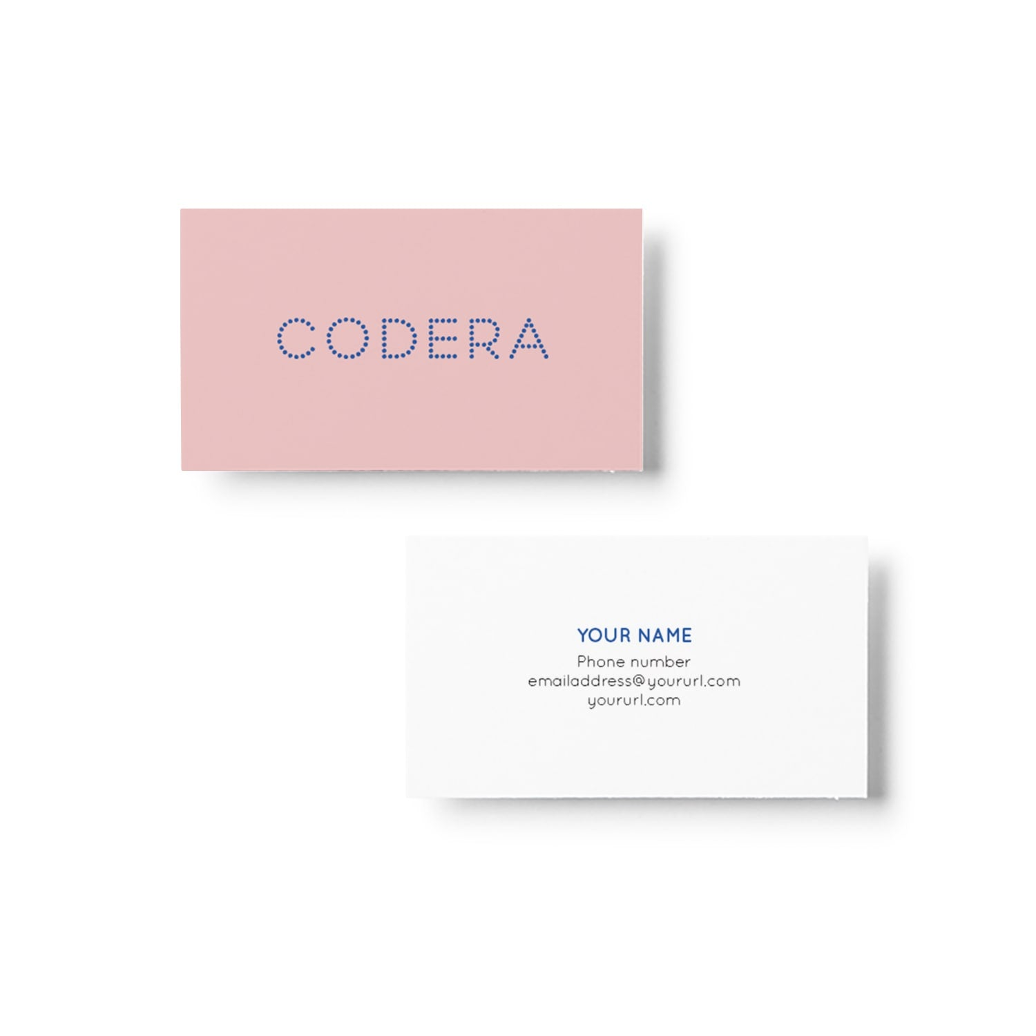 Codera Business Card Design_Copyright Tiny Crowd