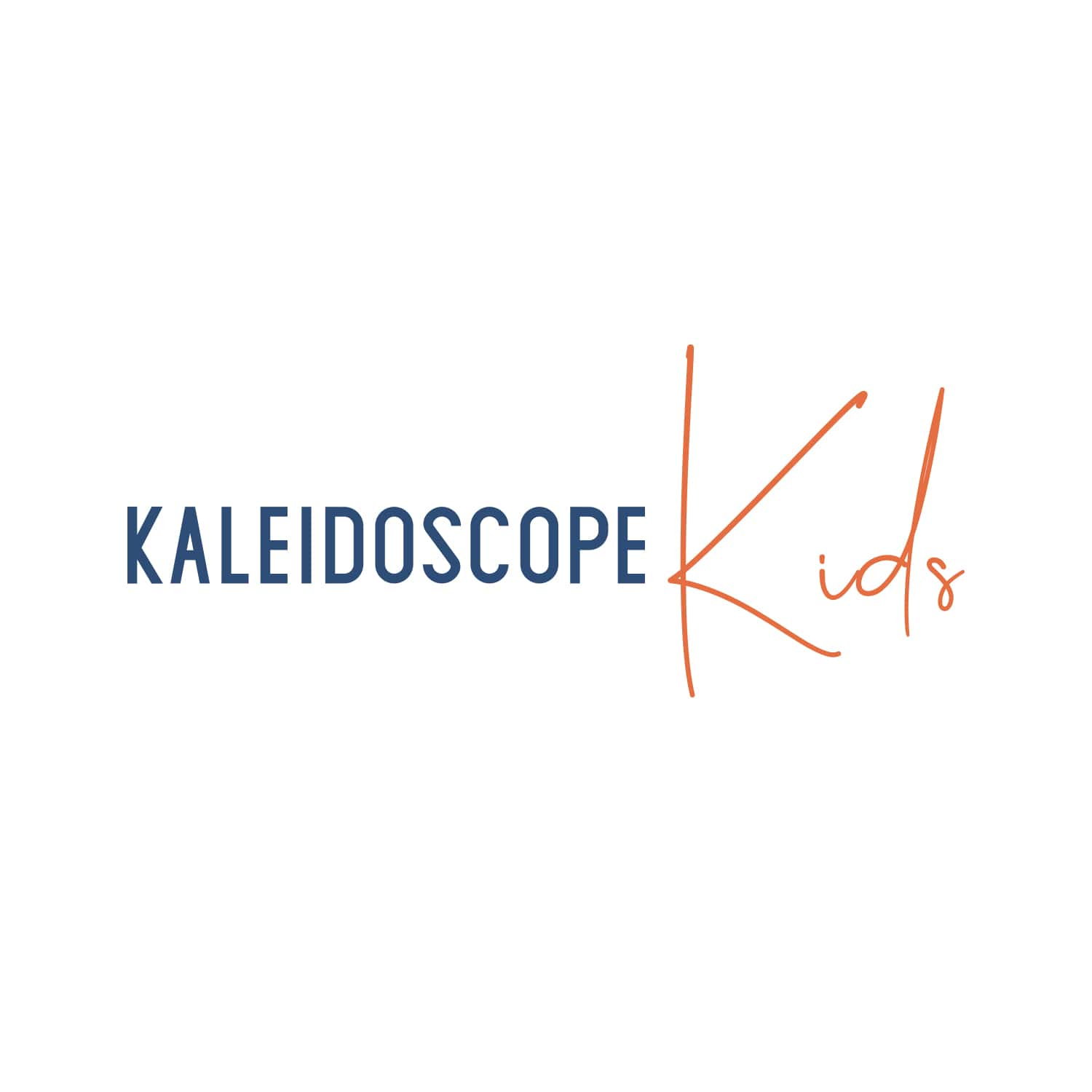 Kaleidoscope Kids Logo Design_Copyright Tiny Crowd