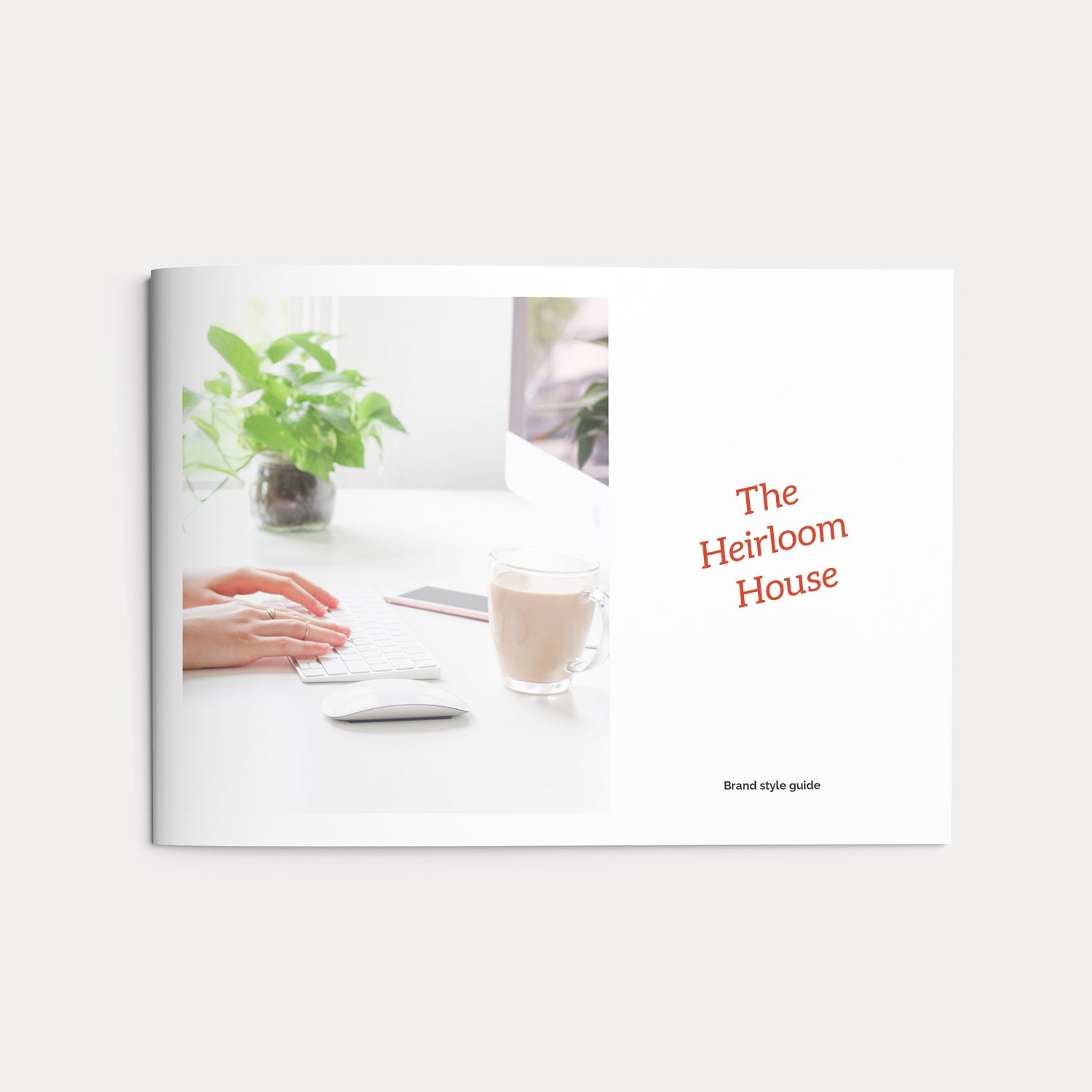The Heirloom House Brand Guidelines_Copyright Tiny Crowd