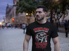Load image into Gallery viewer, The Harder You Train, The Shorter The Fight - RMFCLOTHING
