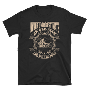 Old Man Jiu Jitsu - RMFCLOTHING