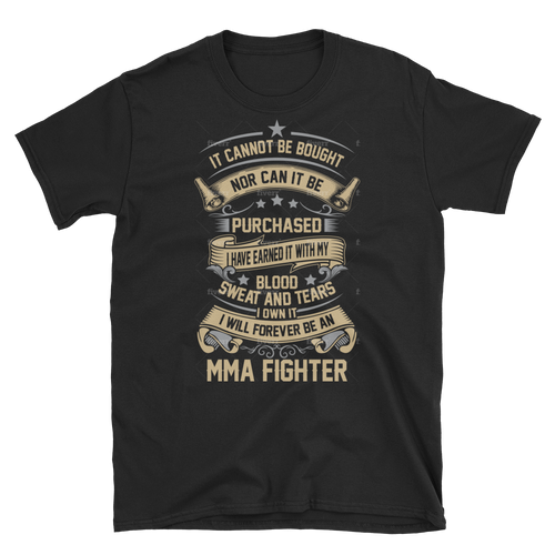 I am A Fighter Shirt - RMFCLOTHING