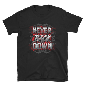 Never Back Down - RMFCLOTHING