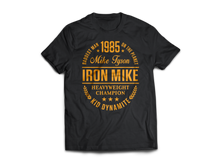 Load image into Gallery viewer, Iron Mike - The Baddest Man On The Planet - RMFCLOTHING