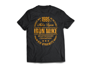 Iron Mike - The Baddest Man On The Planet - RMFCLOTHING