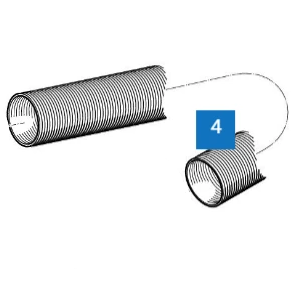 Conduit 90mm JE APK - 102114370000