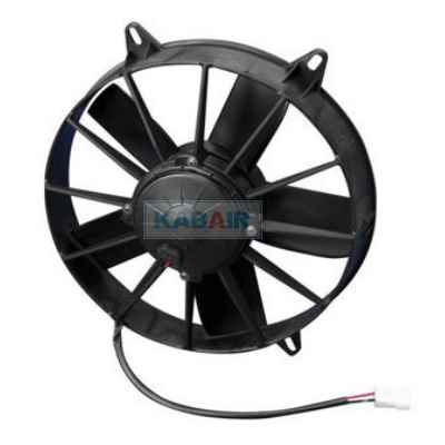 FAN 11 PO - PUSH - 12V HD - 30100177