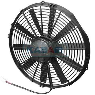 FAN 16 PO  - PUSH - 12V HP - 30101517