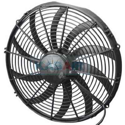 FAN 16 PO  - PULL - 12V HP CURVED - 30102049