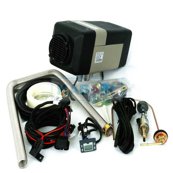 BISON 5000A - Heater kit, Air, 12V, 5 kW, Diesel