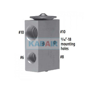Block de valve d'expansion - 71R8350
