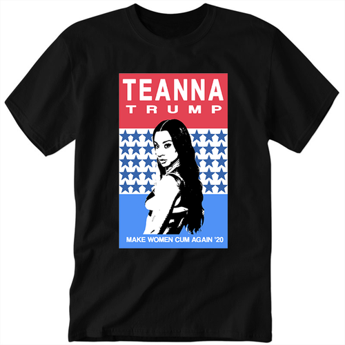 Vote Teanna Tee / Black