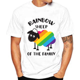 Rainbow Sheep | gay pride shirts