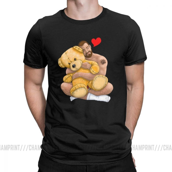 Bear Hug Gay Pride T-Shirt