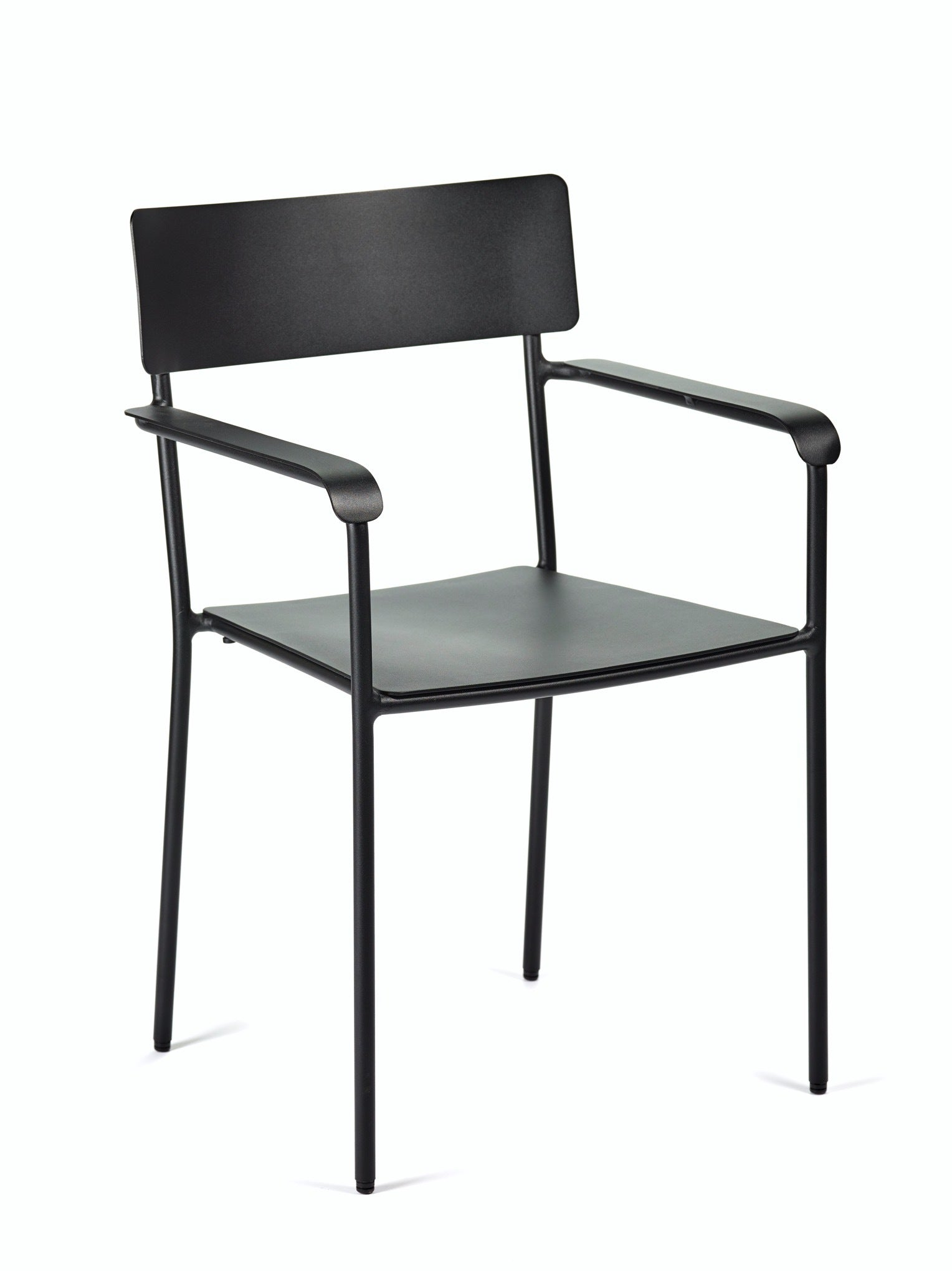 August Chair with Armrest