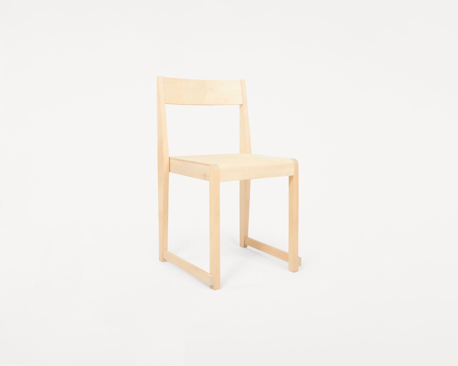 Chair 01 | Natural Wood Frame