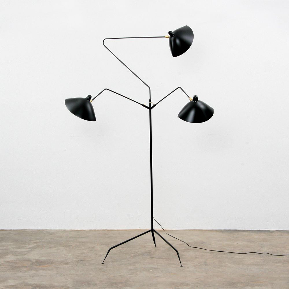 Standing lamp 3 arms