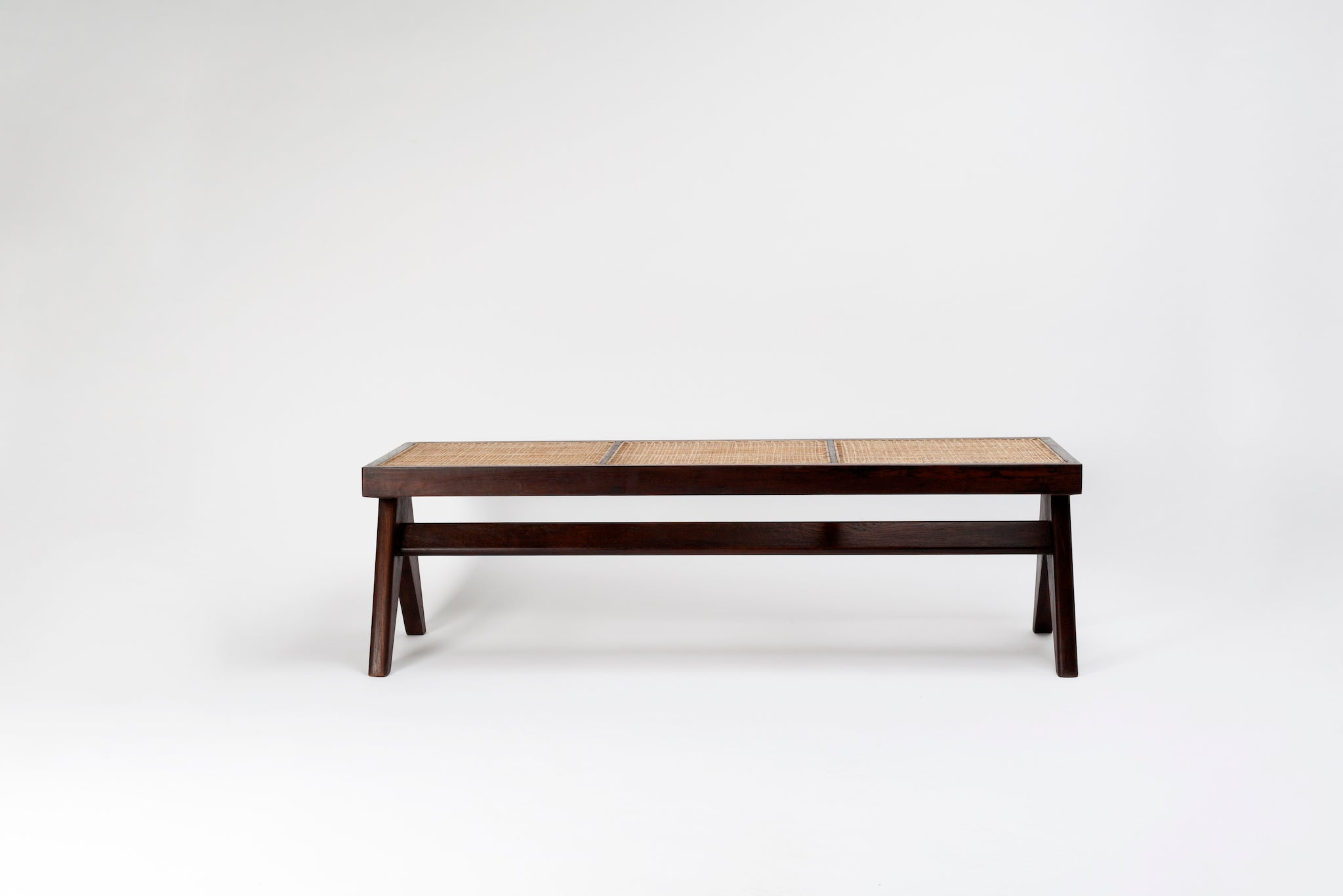 Pierre Jeanneret Bench