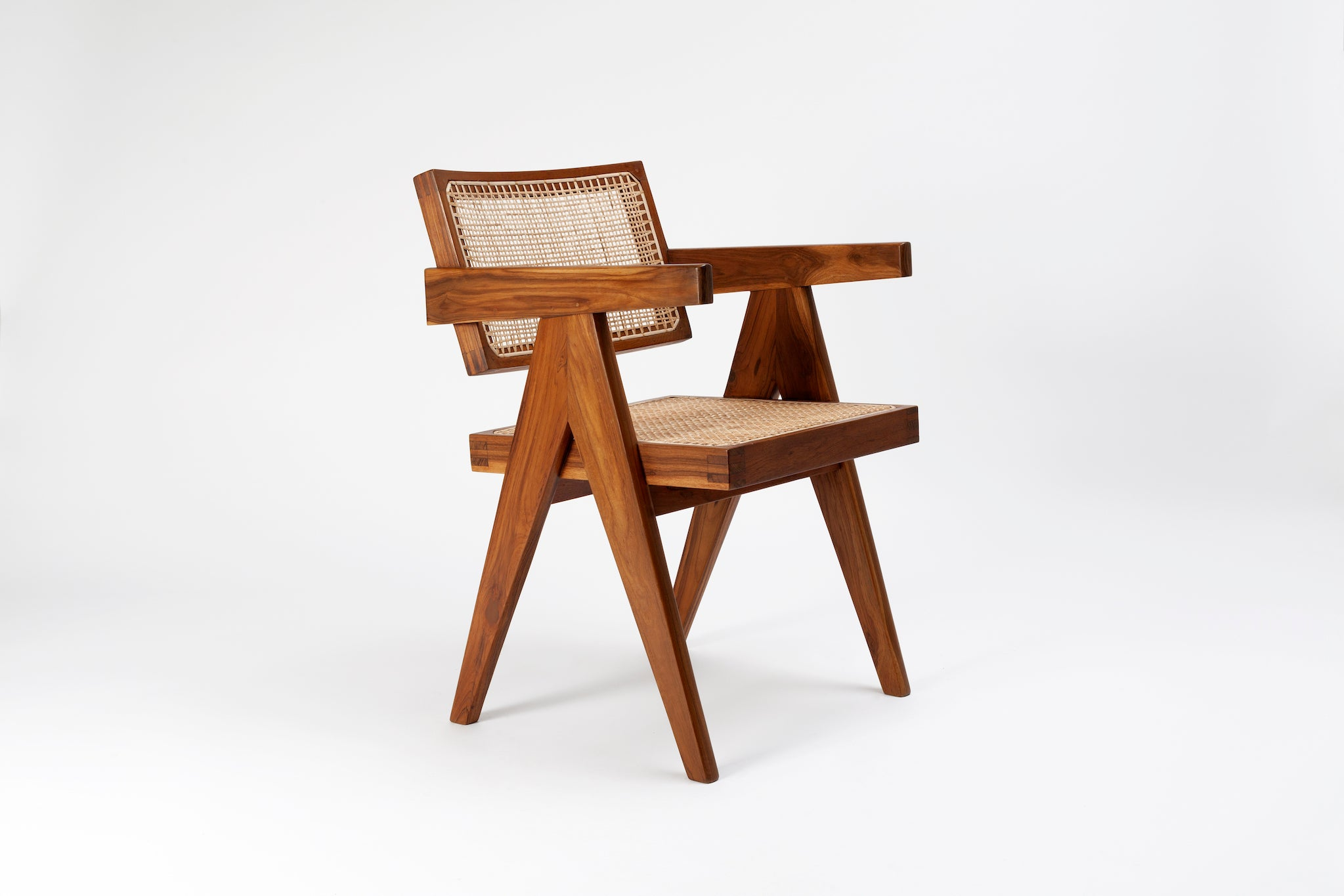 Pierre Jeanneret Office Chair