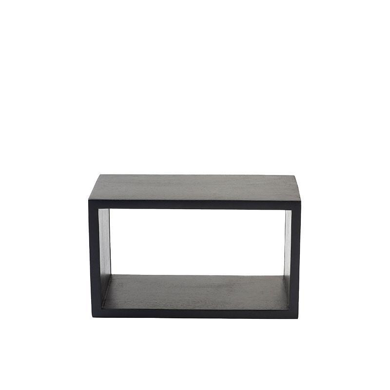 Box System Black (set of 2)