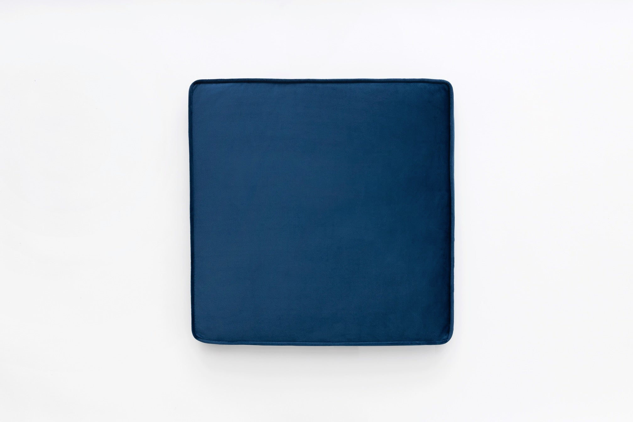 Seating pad - Navy velvet