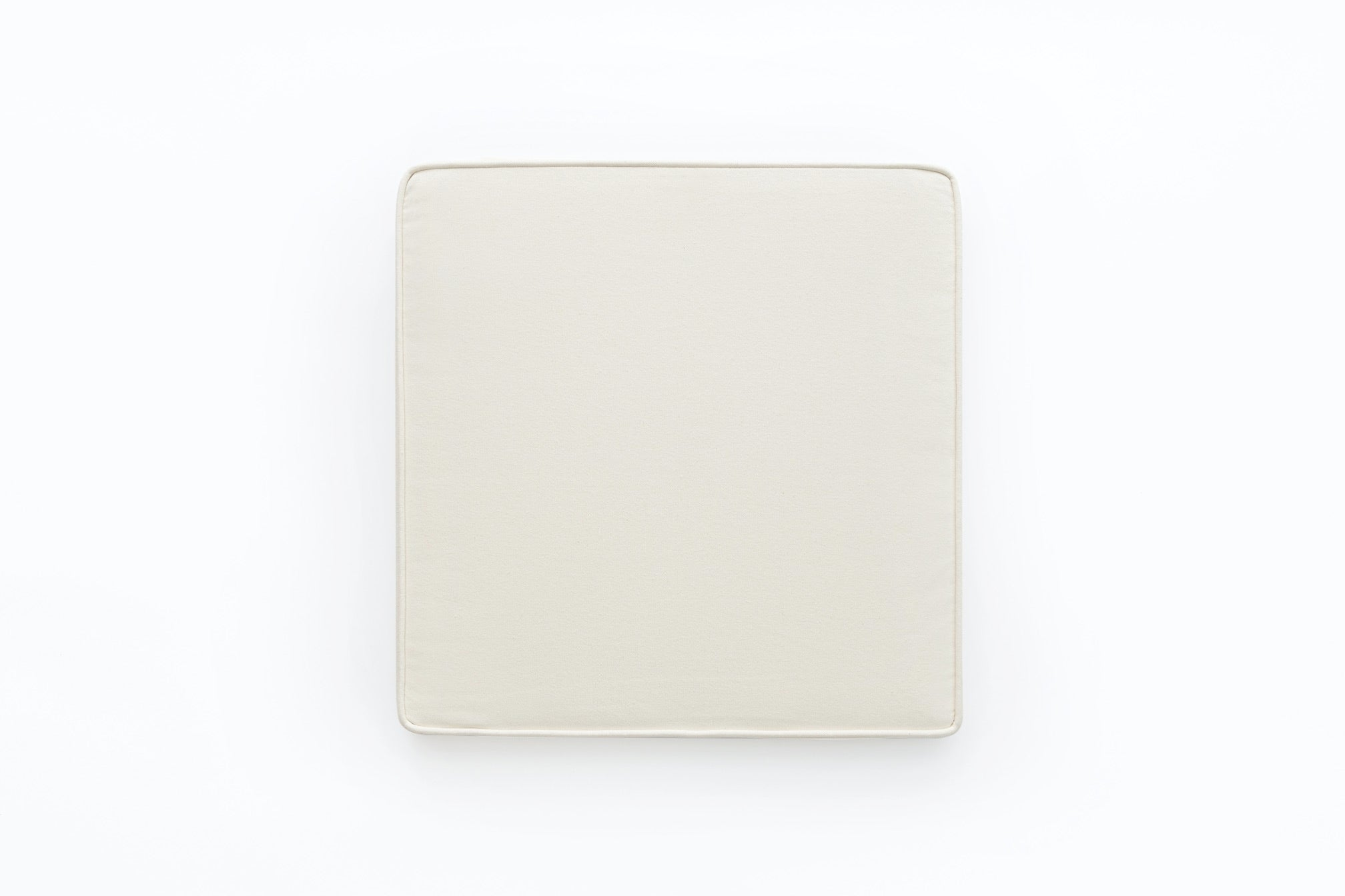 Seating pad - Beige cotton